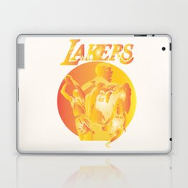 Lakers Laptop & iPad Skin