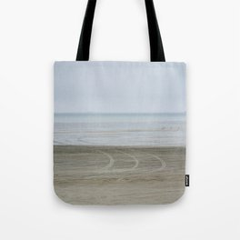 Airport on the beach Tote Bag