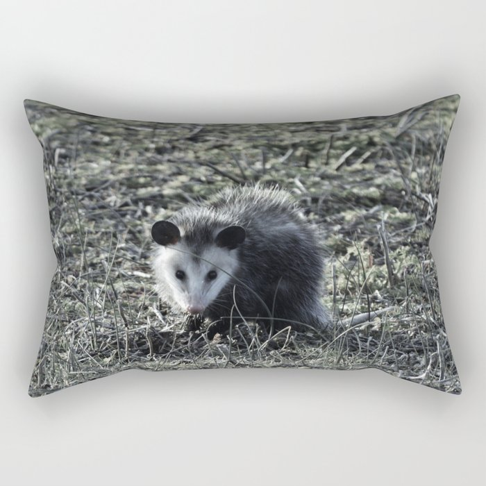 Awesome Possum Rectangular Pillow