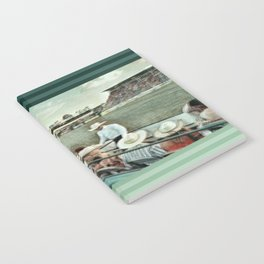 Rodeo Hitchin' Notebook