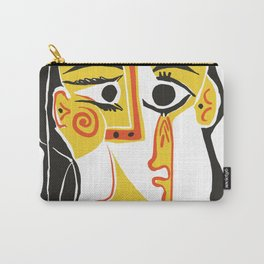 Picasso - Woman's head #2 Carry-All Pouch