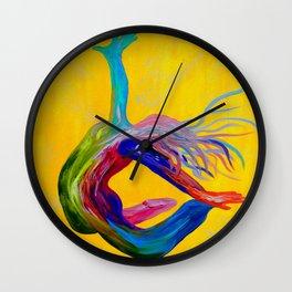 Unmerited Favor Wall Clock