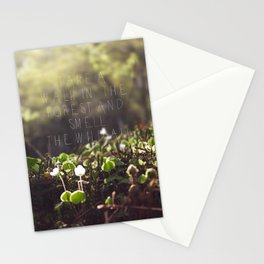 Breath of Wild Air Stationery Cards