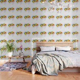 Paint Watercolor Splatter Wallpaper
