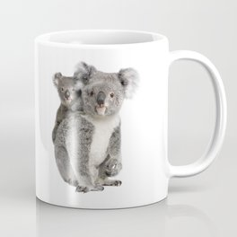 Koala bear and her baby Coffee Mug