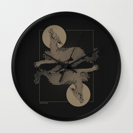 Tranquilize Wall Clock