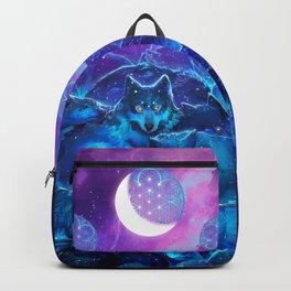 Wolf Watcher 'Key Backpack