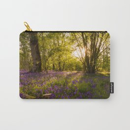 Bluebell Wood MK Carry-All Pouch