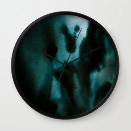 Dive Deep Wall Clock