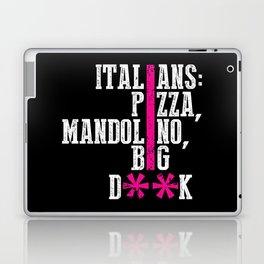 Italians Laptop & iPad Skin