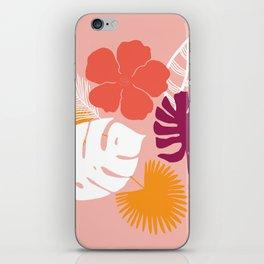 aloha, print iPhone Skin