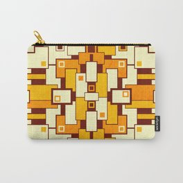 C13D GeoAbstract Carry-All Pouch