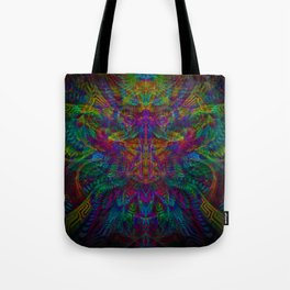 Unified with nature Tote Bag