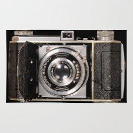 My dad's Vintage Kodak Camera Rug
