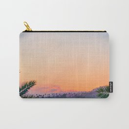 Between the Palms (Color) Carry-All Pouch