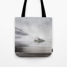 Next Stop Howtown Tote Bag