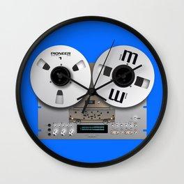 Reel X2000R Wall Clock