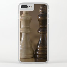 Concord Clear iPhone Case