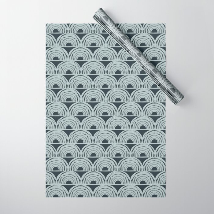 Aurora Wrapping Paper