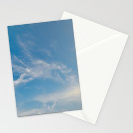 Hummingbird Cloud by Teresa Thompson Stationery Cards