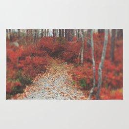 Autumn Wanderlust Rug