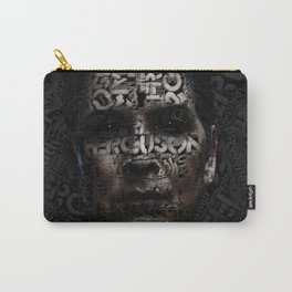 Joan Ferguson  I am to scare... Carry-All Pouch