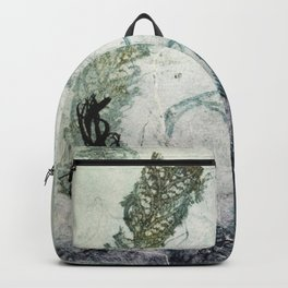 At the bottom Backpack