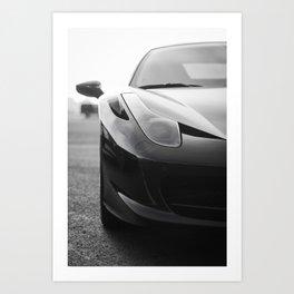 Ferrari 458 Italia Art Print