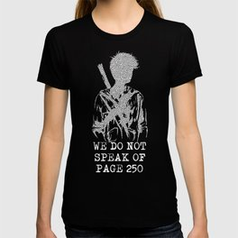 We do not speak of page 250 T-shirt