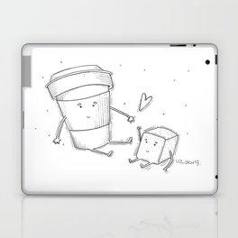You're the sugar to my coffee Laptop & iPad Skin