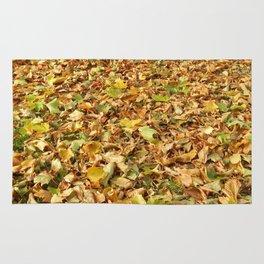 Crunch of Autumn Rug