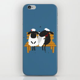 Gentlemen iPhone Skin