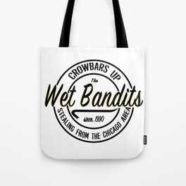 The Wet Bandits Tote Bag