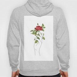 Flower in the Hand Hoody