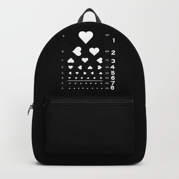 Can you see the love? Backpack