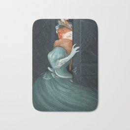 Irene Adler - Sherlock Holmes Bath Mat