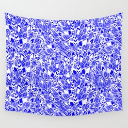 Moroccan Bloom Wall Tapestry