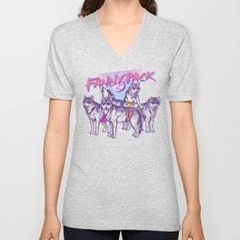 Fanny Pack Unisex V-Neck