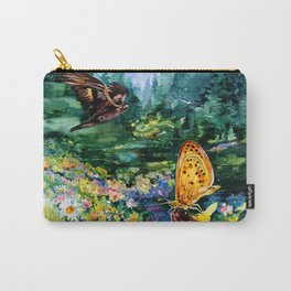 The Meadow by Kathy Morton Stanion Carry-All Pouch