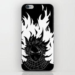 Natsu Dragneel iPhone Skin