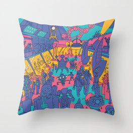 New Tomorrowland Throw Pillow
