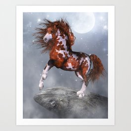 Appaloosa Art Prints | Society6