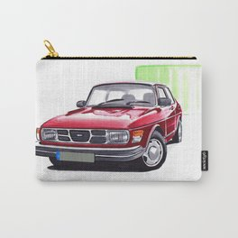 Saab 99 Carry-All Pouch