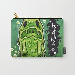 Cartoon Nausea Monster Carry-All Pouch