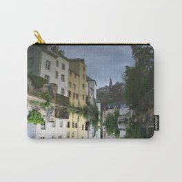 Reflections in Luxembourg City Carry-All Pouch