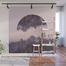 Cliffhanger Wall Mural