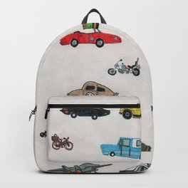 Need a Ride? Backpack