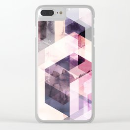 Graphic 166 Clear iPhone Case