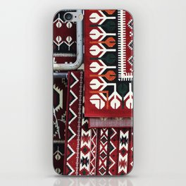 Arabic Woven Carpets iPhone Skin