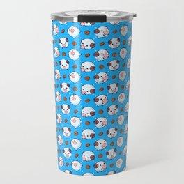 Cute Poros Travel Mug